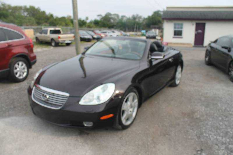Lexus SC 2002 $8995.00 incacar.com