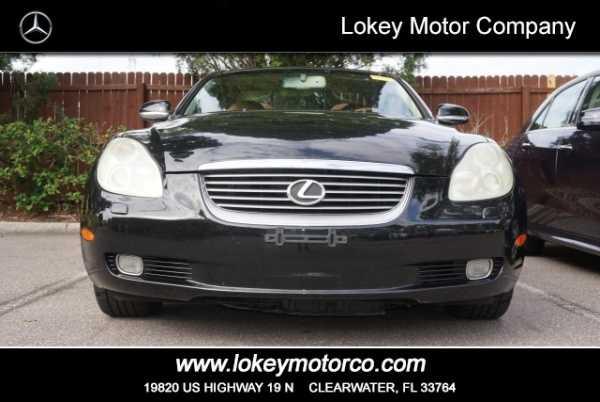 Lexus SC 2002 $7450.00 incacar.com