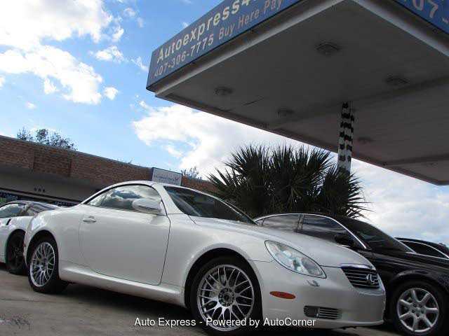 Lexus SC 2002 $9500.00 incacar.com