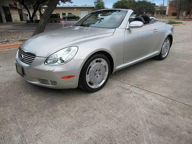 Lexus SC 2002 $21900.00 incacar.com