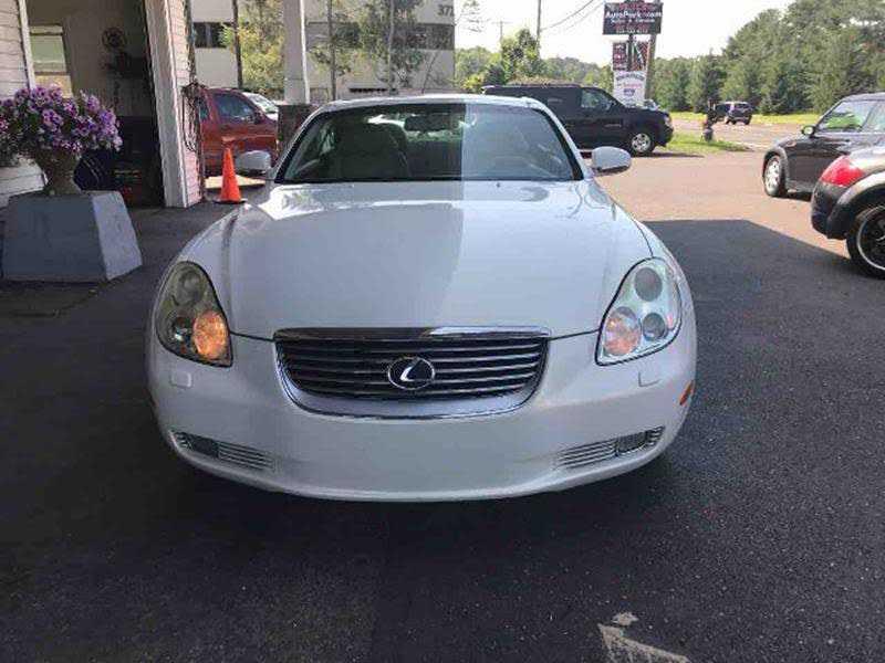Lexus SC 2002 $11995.00 incacar.com