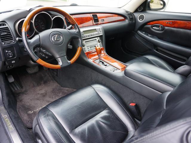 used Lexus SC 2002 vin: JTHFN48Y820017613