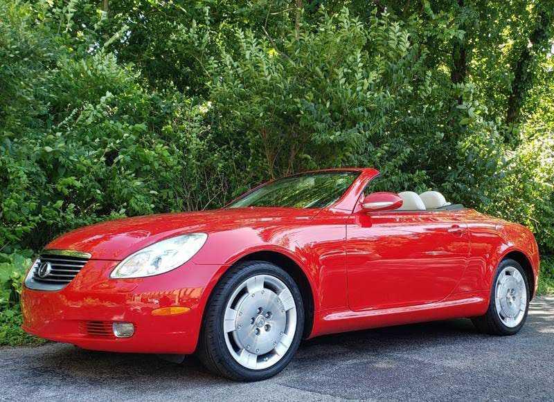 Lexus SC 2002 $17980.00 incacar.com