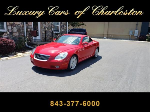 Lexus SC 2002 $17259.00 incacar.com