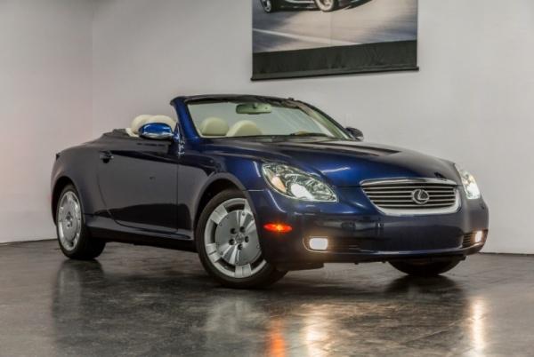Lexus SC 2002 $18999.00 incacar.com