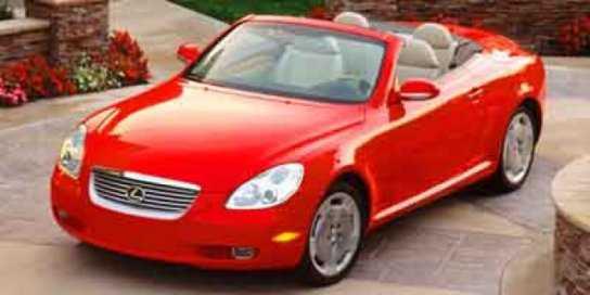 Lexus SC 2003 $7200.00 incacar.com