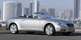 Lexus SC 2003 $17888.00 incacar.com
