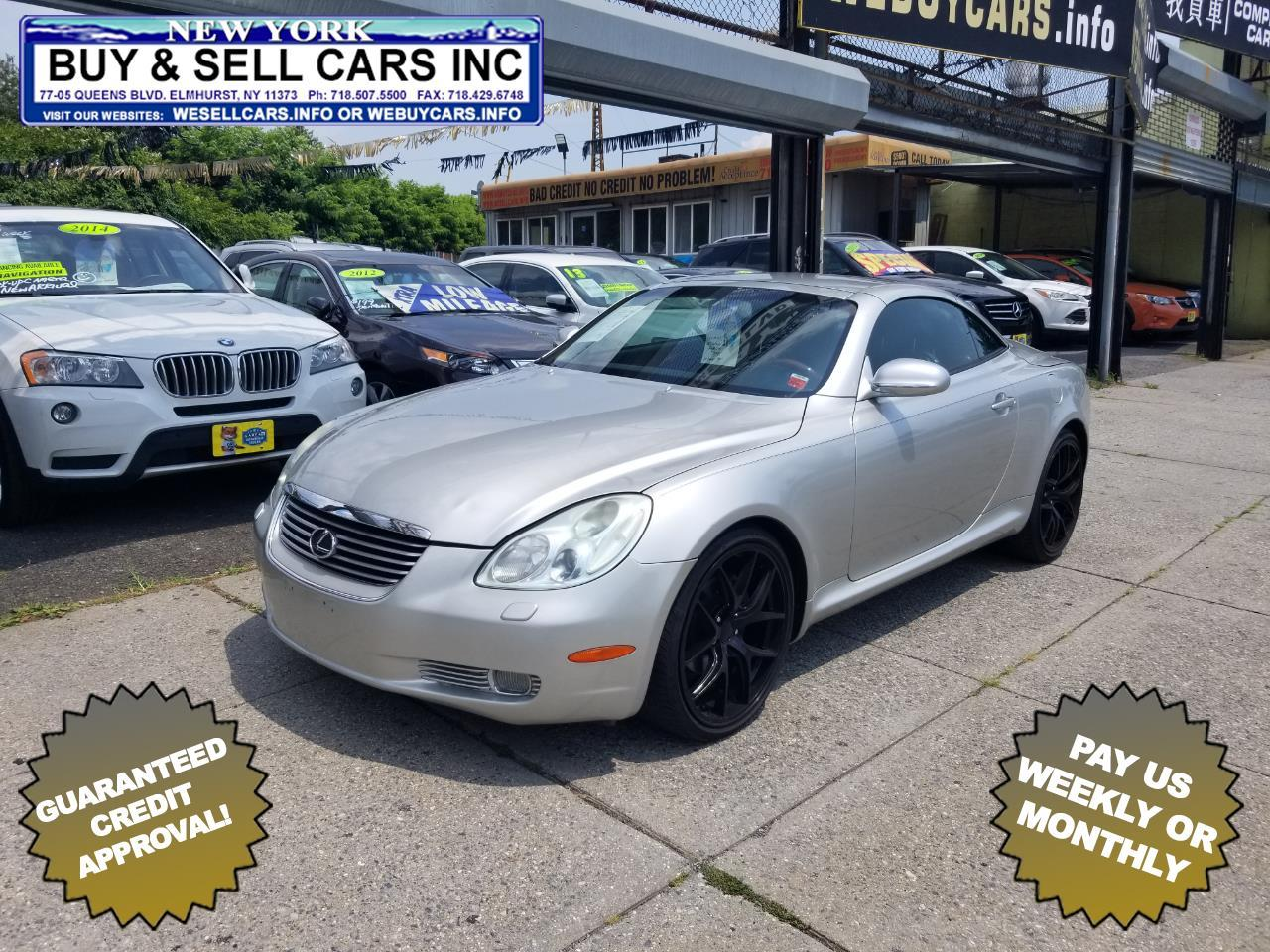 Lexus SC 2004 $9800.00 incacar.com