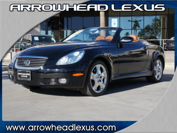 Lexus SC 2005 $29997.00 incacar.com