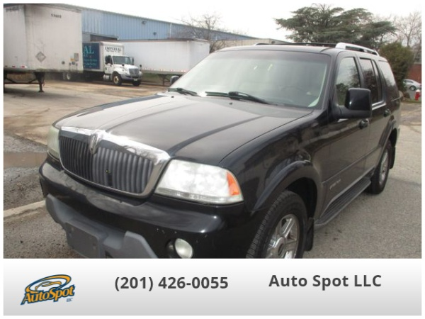 Lincoln Aviator 2003 $3299.00 incacar.com