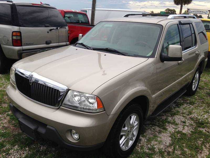 Lincoln Aviator 2004 $5995.00 incacar.com