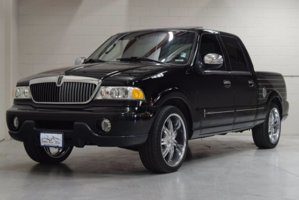 Lincoln Blackwood 2002 $8977.00 incacar.com