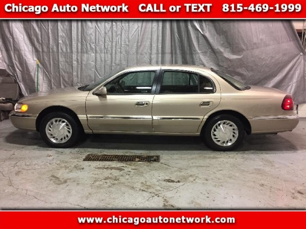 Lincoln Continental 1998 $7975.00 incacar.com
