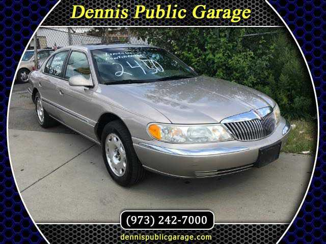 Lincoln Continental 1999 $2222.00 incacar.com
