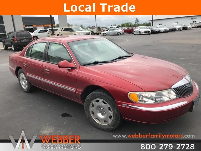 Lincoln Continental 1999 $4999.00 incacar.com