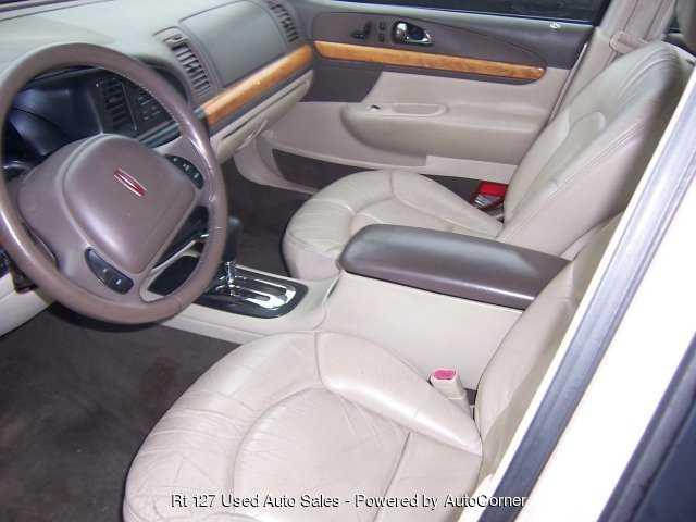 Lincoln Continental 1999 $1495.00 incacar.com