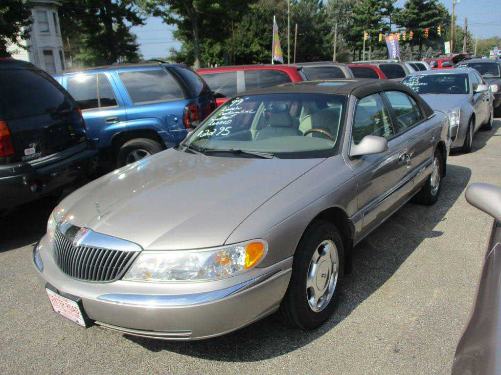 Lincoln Continental 1999 $1995.00 incacar.com