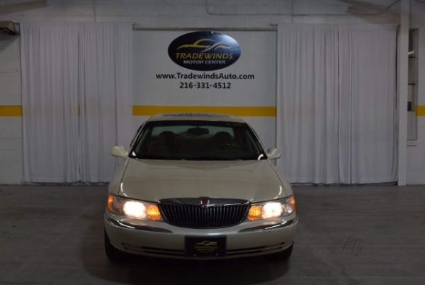 Lincoln Continental 2000 $3495.00 incacar.com