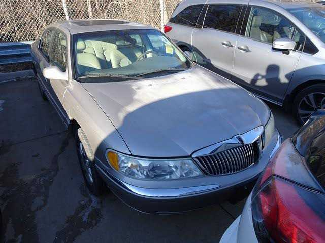 Lincoln Continental 2002 $1460.00 incacar.com