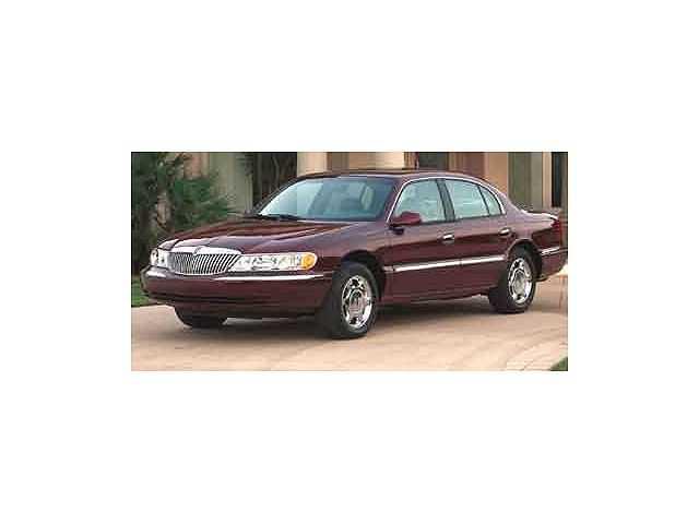 Lincoln Continental 2002 $995.00 incacar.com