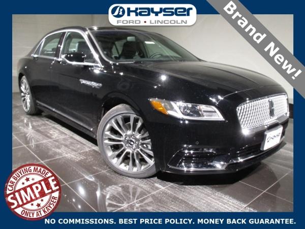 Lincoln Continental 2017 $46754.00 incacar.com