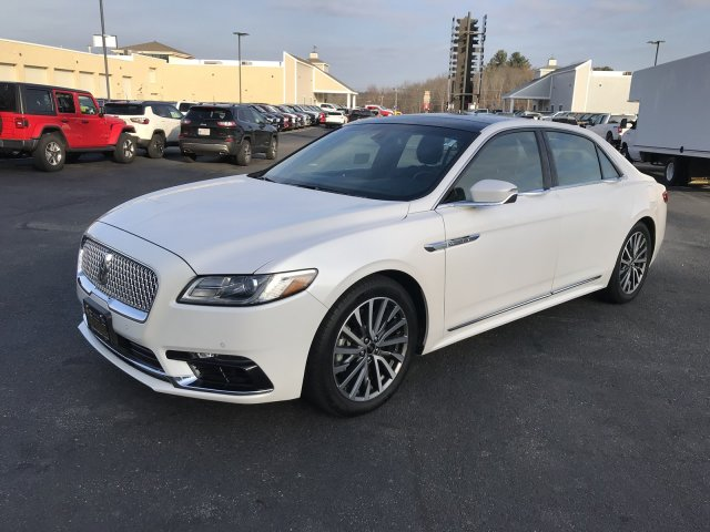 Lincoln Continental 2017 $41855.00 incacar.com