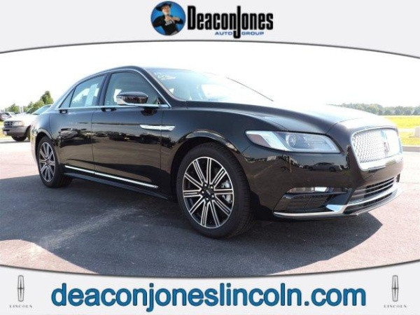 Lincoln Continental 2017 $48995.00 incacar.com