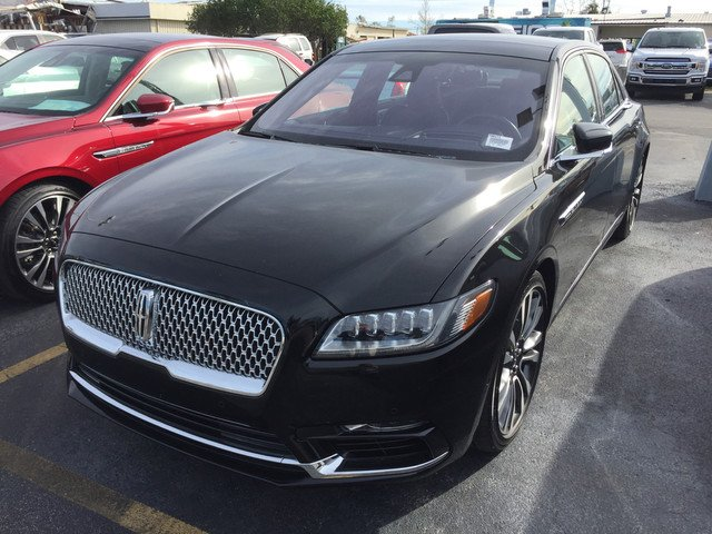 Lincoln Continental 2017 $43998.00 incacar.com