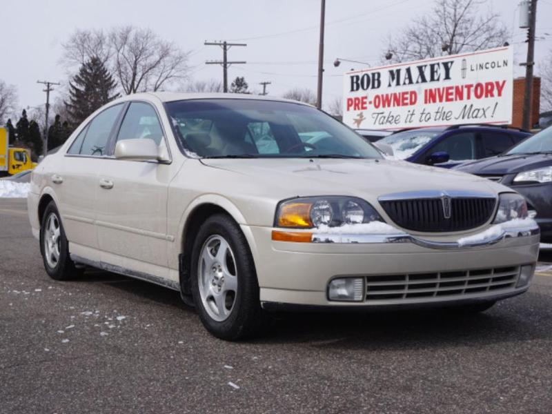 Bob Maxey Lincoln >> 2000 Lincoln Ls 3995 00 For Sale In Detroit Mi 48224