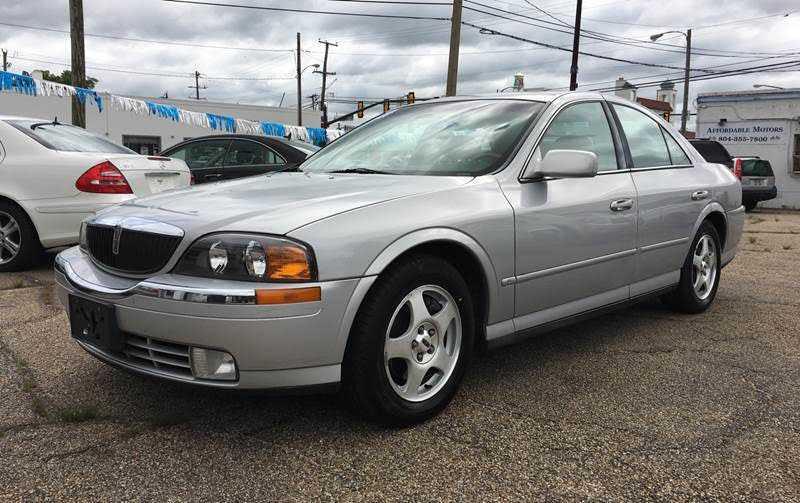 Lincoln LS 2000 $3995.00 incacar.com