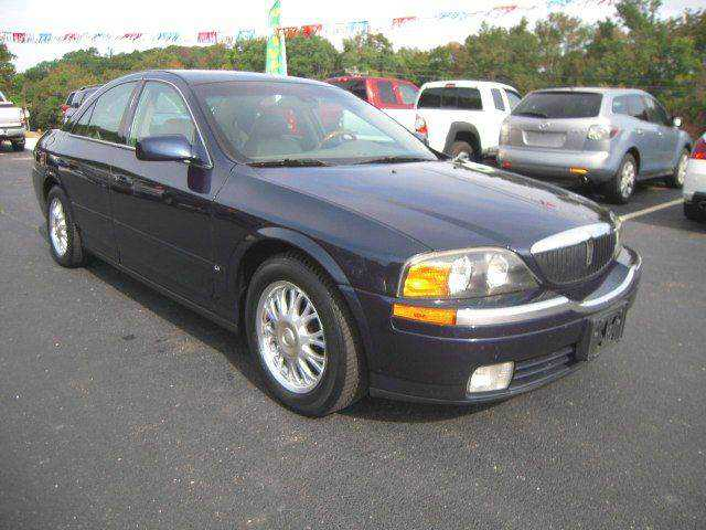 Lincoln LS 2001 $3995.00 incacar.com