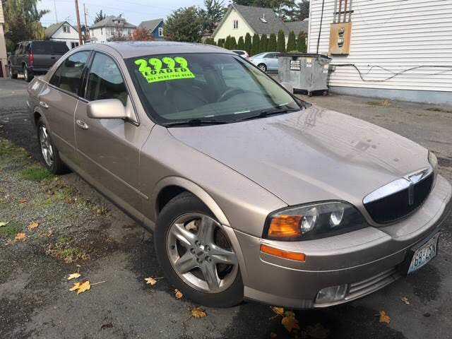 Lincoln LS 2002 $1499.00 incacar.com
