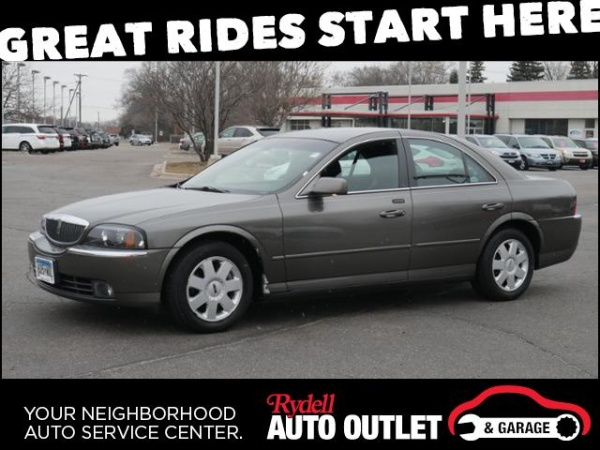 Lincoln LS 2003 $3992.00 incacar.com