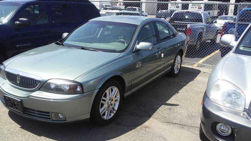 Lincoln LS 2003 $4995.00 incacar.com