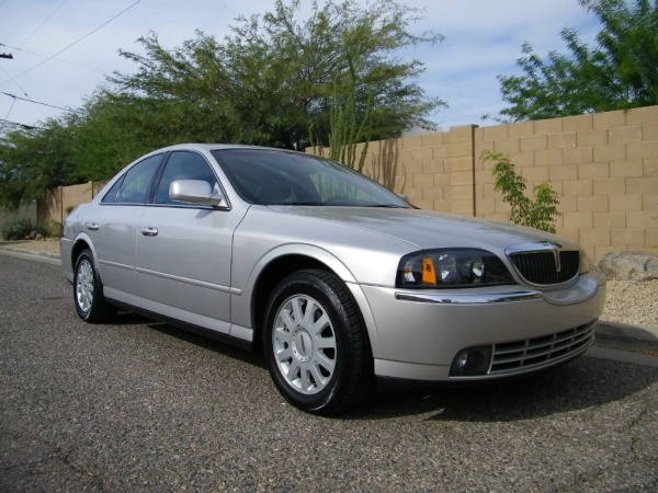Lincoln LS 2003 $7888.00 incacar.com