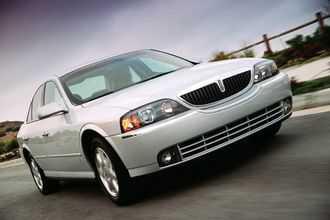 Lincoln LS 2004 $5681.00 incacar.com