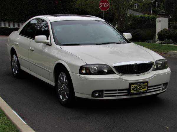 Lincoln LS 2004 $5500.00 incacar.com
