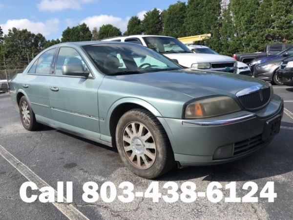Lincoln LS 2004 $1999.00 incacar.com