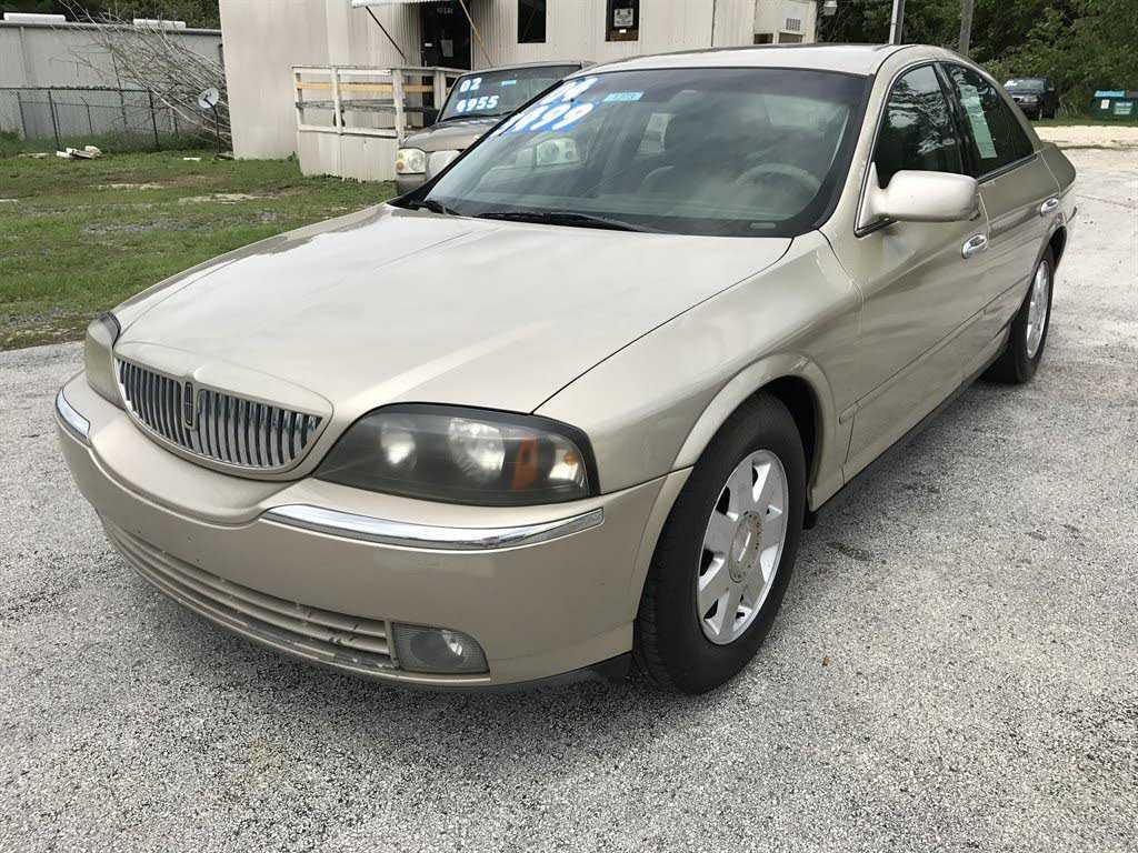 Lincoln LS 2004 $1495.00 incacar.com