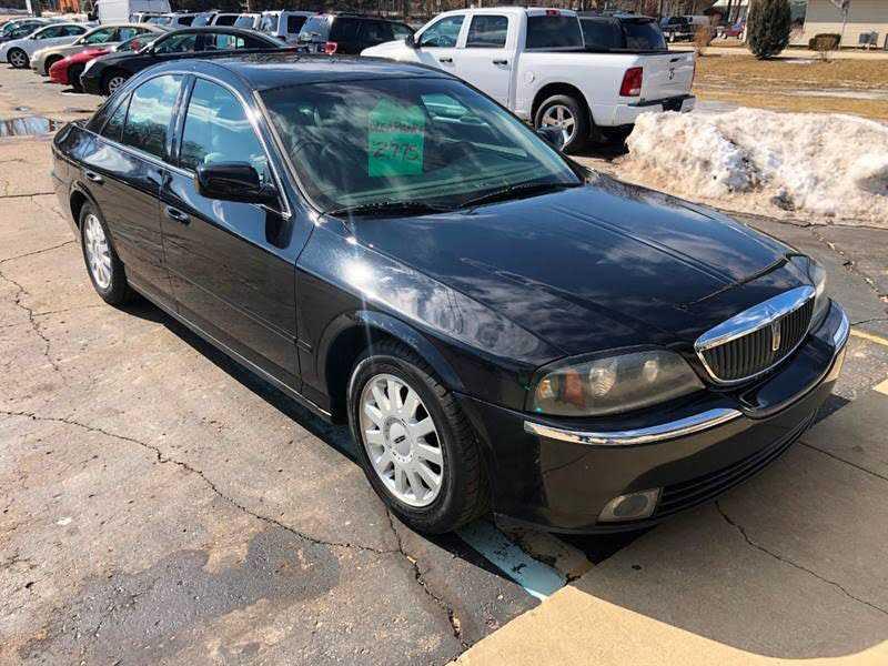 Lincoln LS 2004 $2775.00 incacar.com
