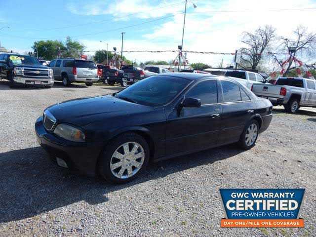 Lincoln LS 2005 $2988.00 incacar.com
