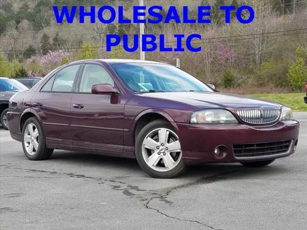 Lincoln LS 2006 $3998.00 incacar.com