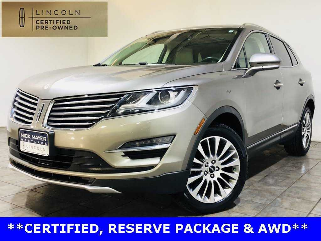 Lincoln MKC 2017 $30790.00 incacar.com