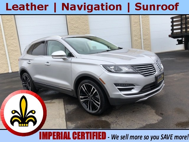 Lincoln MKC 2017 $34477.00 incacar.com