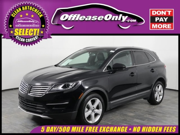 Lincoln MKC 2018 $24999.00 incacar.com