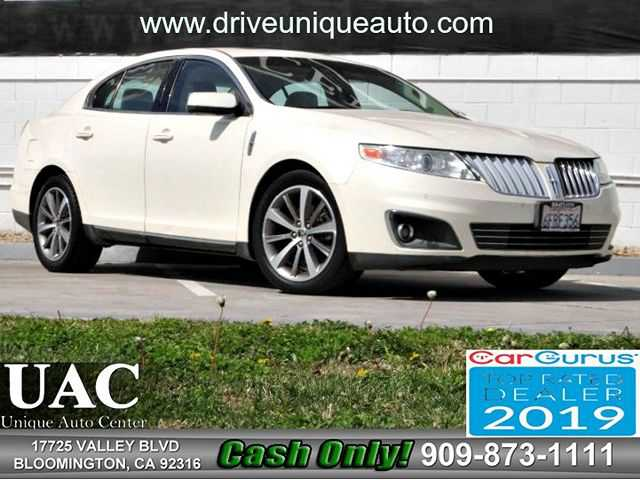 Lincoln MKS 2009 $5995.00 incacar.com