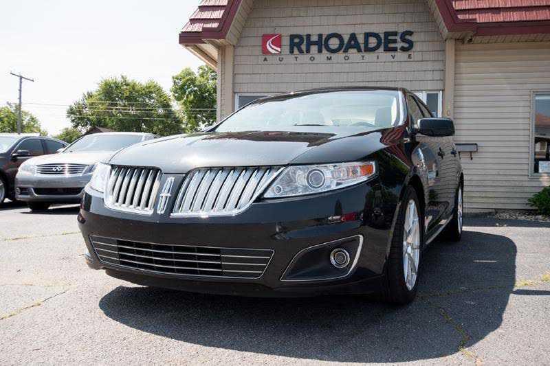 Lincoln MKS 2009 $8900.00 incacar.com