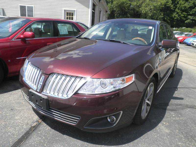 Lincoln MKS 2009 $8995.00 incacar.com