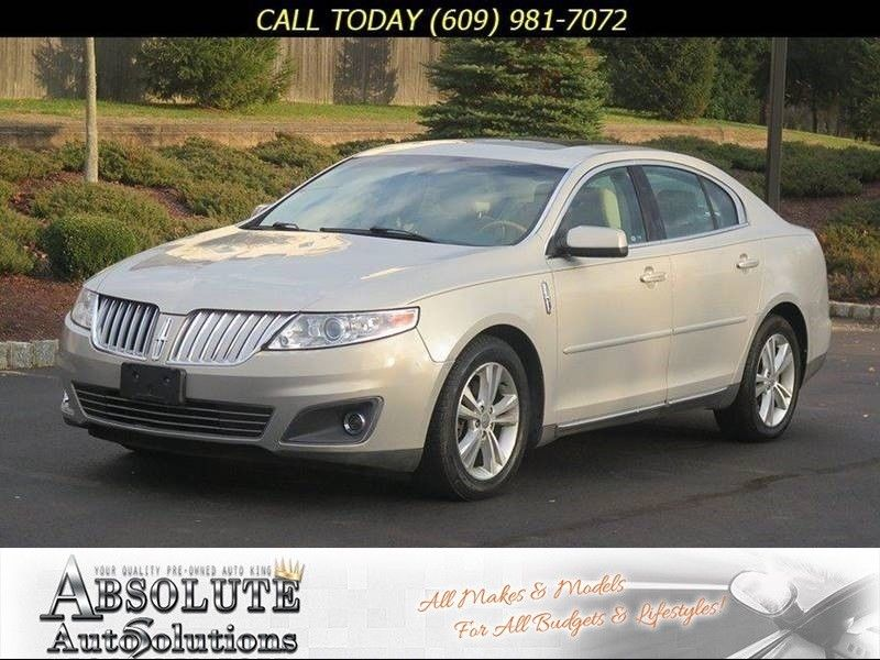 Lincoln MKS 2009 $6900.00 incacar.com