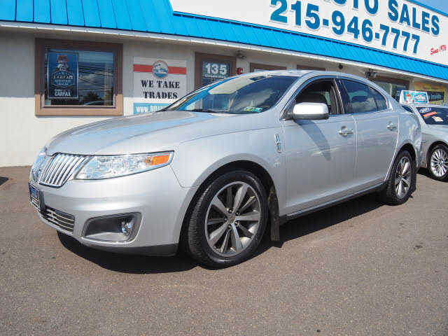 Lincoln MKS 2009 $10700.00 incacar.com